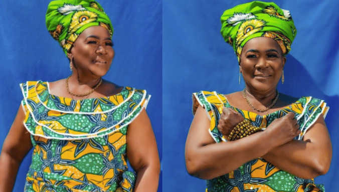 Here's 10 Photos of Connie Chiume From Gomora Slaying In 2021 [Beautiful]