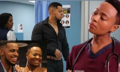 Skeem Saam Actor To Join Durban Gen,Here Is A Character He Will Play