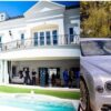 Black Coffee's Cars and Houses
