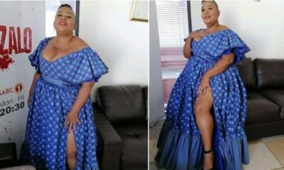 Uzalo actress shows off her legs leaving fans speechless, See pictures