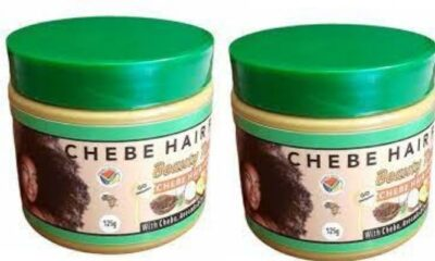 Get Yourself The Chebe Hair Food For Your Hairline And Hair Growth!