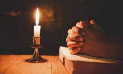 Praying using candles, water and holy ash and see a difference in your life